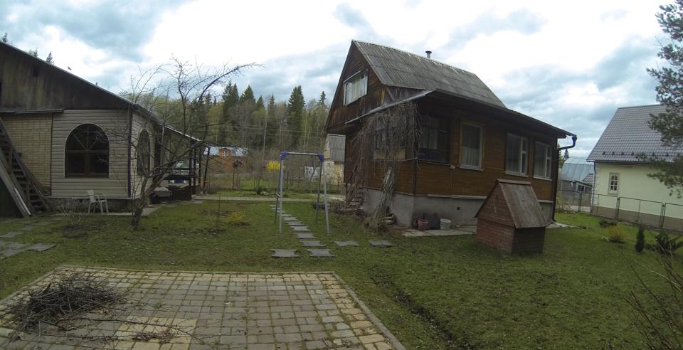 Продается дом, площадью 70.00 кв.м. Московская область, Наро-Фоминский район, деревня Крюково, территория СНТ Перлит