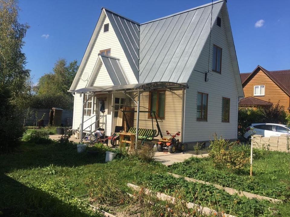 Продается дом, площадью 90.00 кв.м. Московская область, Наро-Фоминский городской округ, деревня Назарьево