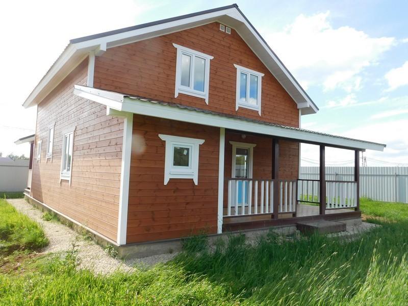 Продается дом, площадью 150.00 кв.м. Московская область, Наро-Фоминский городской округ, деревня Шапкино