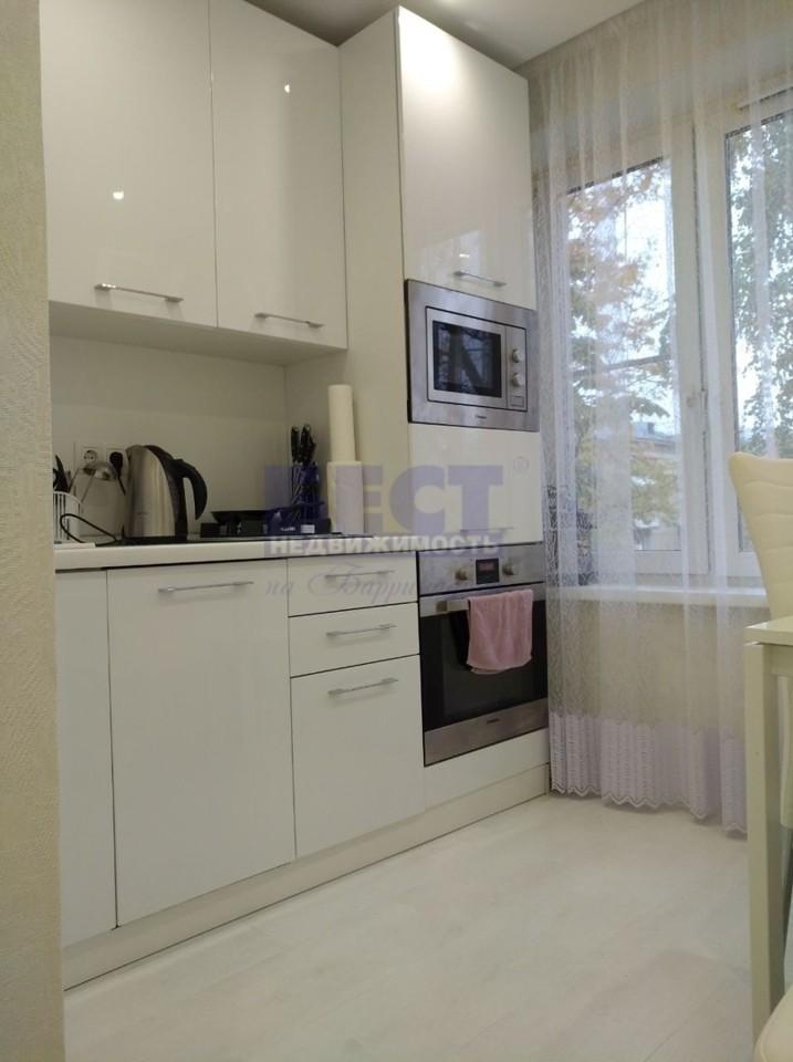 Продается 3-комнатная квартира, площадью 55.00 кв.м. Москва, улица Демьяна Бедного, дом 6