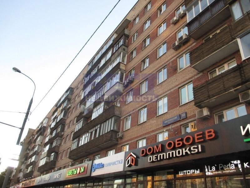 Продается 1-комнатная квартира, площадью 32.50 кв.м. Москва, Мичуринский проспект, дом 10к1