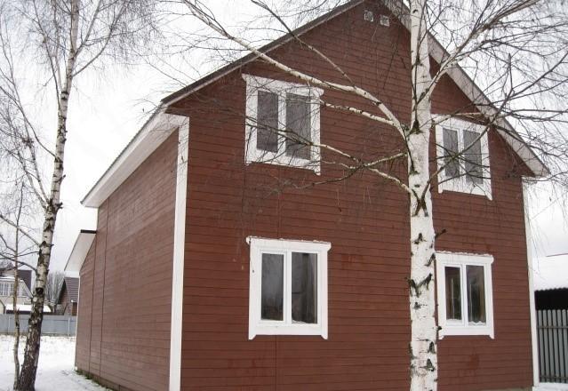 Продается дом, площадью 135.00 кв.м. Московская область, Наро-Фоминский городской округ, деревня Порядино
