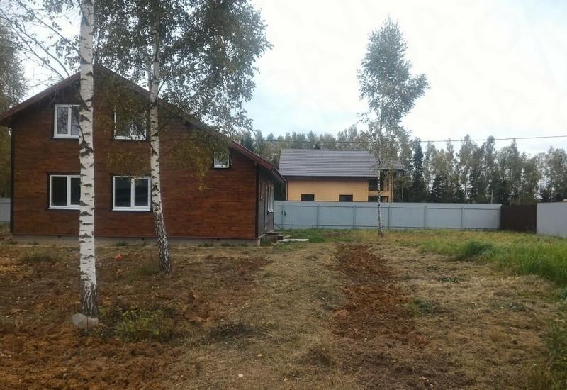 Продается дом, площадью 130.00 кв.м. Московская область, Наро-Фоминский городской округ, деревня Васильчиново