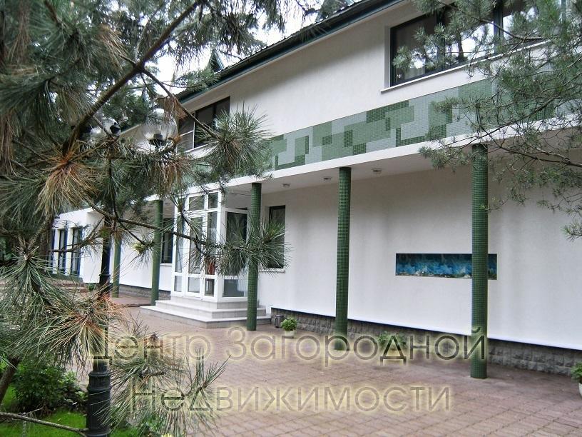 Продается дом, площадью 940.00 кв.м. Московская область, Одинцовский район, поселок Сосны