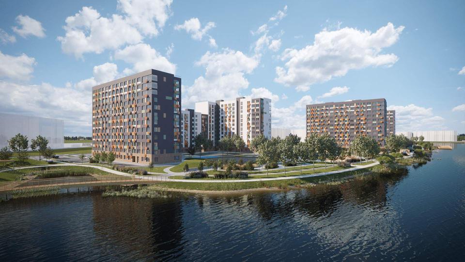 Продается 1-комнатная квартира, площадью 26.80 кв.м. Москва, поселение Внуковское