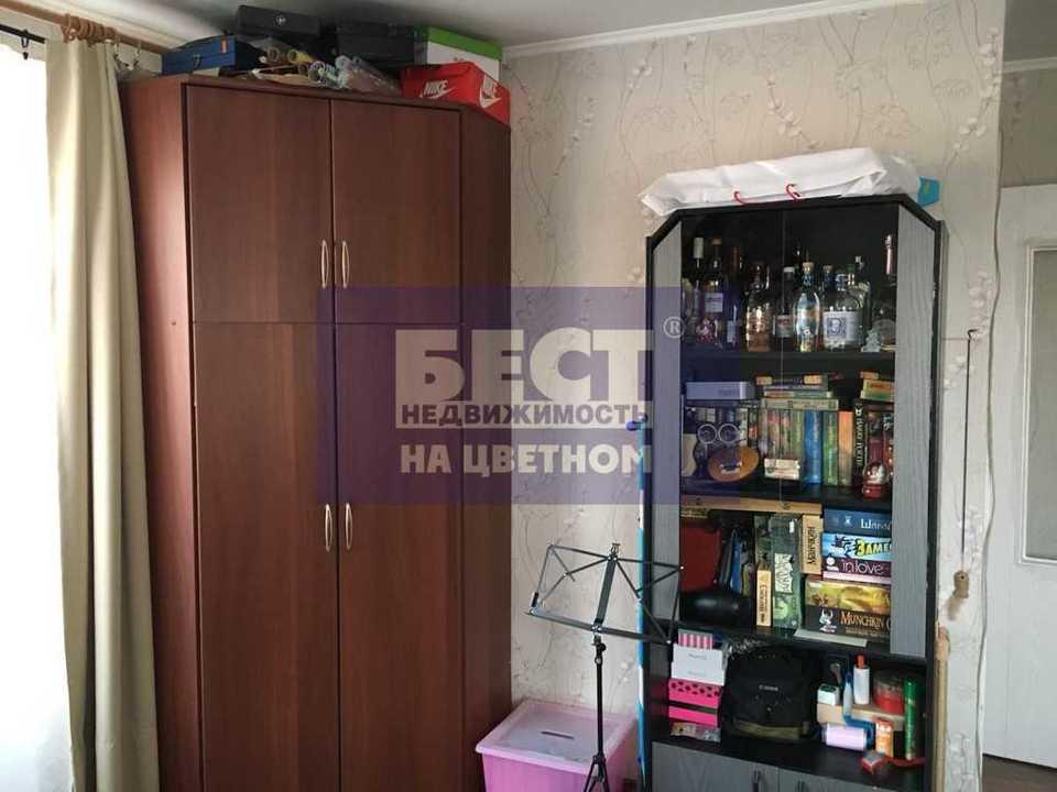 Продается 1-комнатная квартира, площадью 32.00 кв.м. Москва, улица Студенческая, дом 21