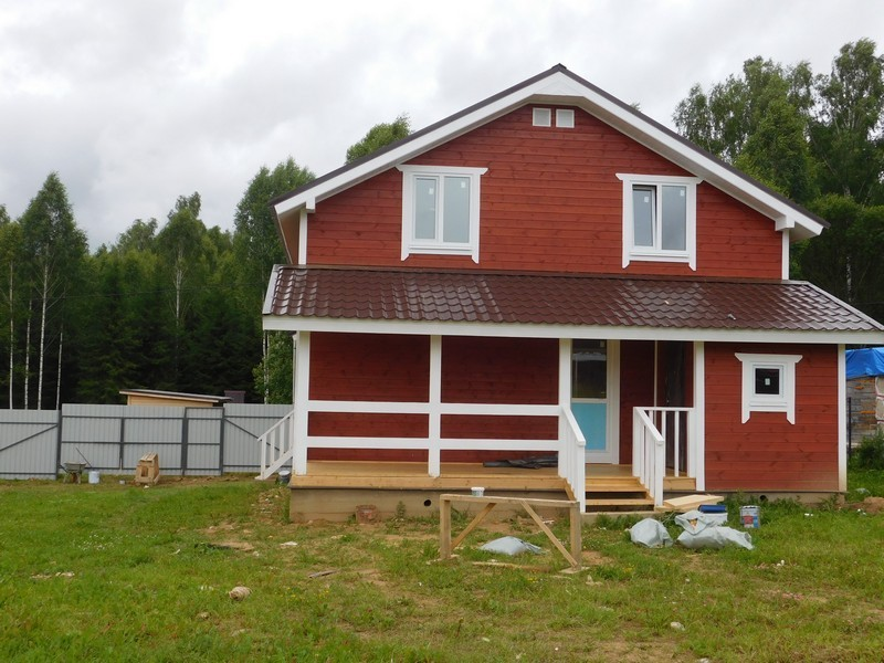 Продается дом, площадью 150.00 кв.м. Московская область, Наро-Фоминский городской округ, деревня Могутово