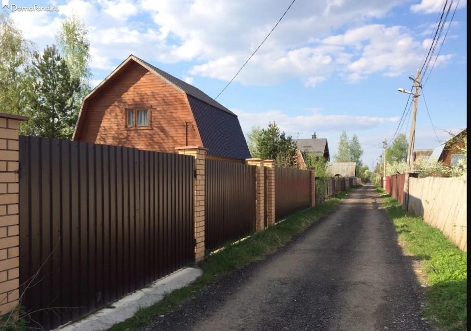 Продается дом, площадью 52.00 кв.м. Московская область, Раменский район, дачный поселок Кратово, улица 2-я Осенняя