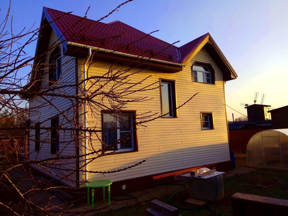 Продается дом, площадью 150.00 кв.м. Московская область, Одинцовский район, рабочий поселок Большие Вяземы, Можайское шоссе
