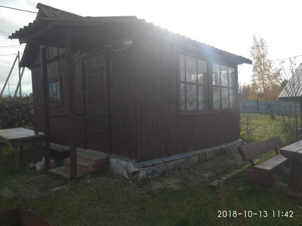 Продается дом, площадью 40.00 кв.м. Московская область, Рузский городской округ, деревня Волково, улица Солнечная
