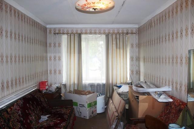 Продается 2-комнатная квартира, площадью 45.00 кв.м. Московская область, Егорьевский городской округ, рабочий поселок Рязановский, улица Чехова, дом 17
