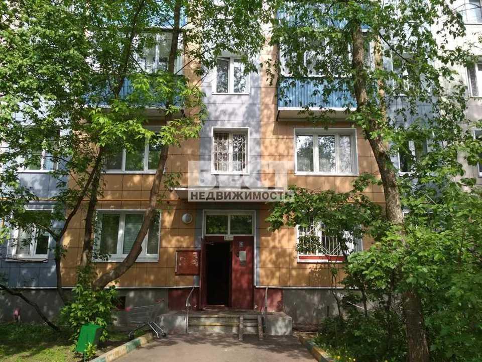 Продается 1-комнатная квартира, площадью 32.00 кв.м. Москва, улица Федора Полетаева, дом 32к5