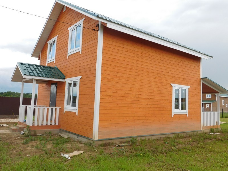 Продается дом, площадью 140.00 кв.м. Московская область, Наро-Фоминский городской округ, деревня Плесенское