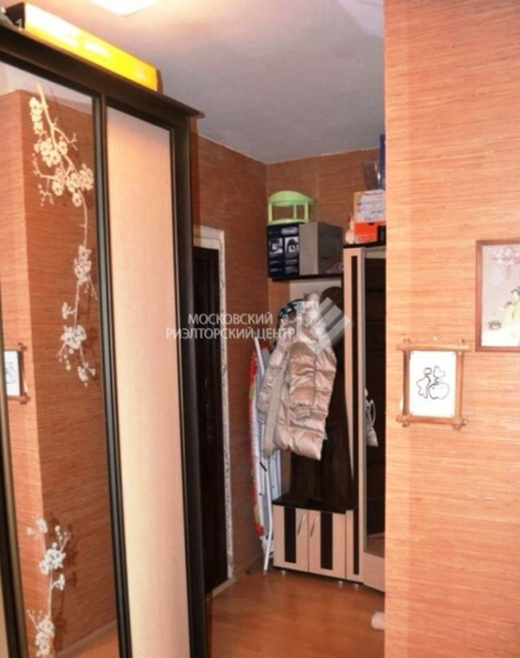 Продается 1-комнатная квартира, площадью 37.80 кв.м. Москва, Лермонтовский проспект, дом 8к1