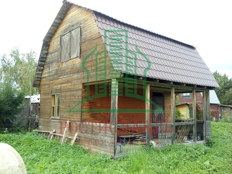 Продается дом, площадью 60.00 кв.м. Московская область, Озерский городской округ, деревня Рудаково, садовое некоммерческое товарищество Содружество-Спорт