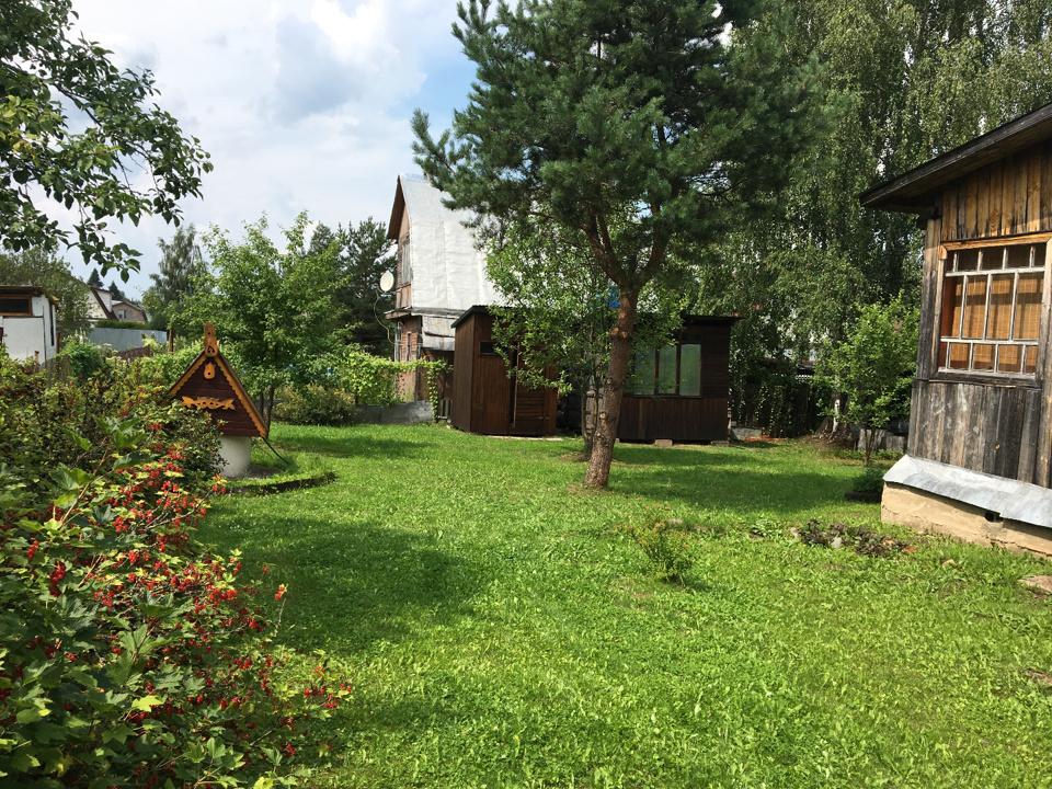 Продается дом, площадью 41.00 кв.м. Московская область, Наро-Фоминский район, деревня Иневка, территория СНТ Московский