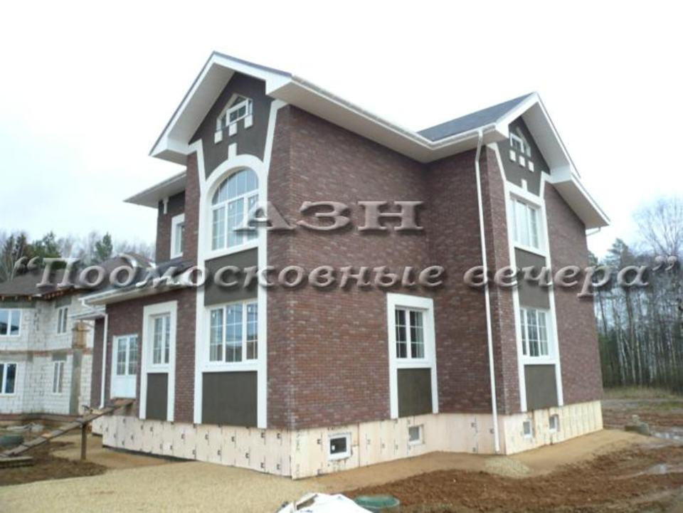 Продается дом, площадью 550.00 кв.м. Московская область, Солнечногорский район, деревня Николо-Черкизово