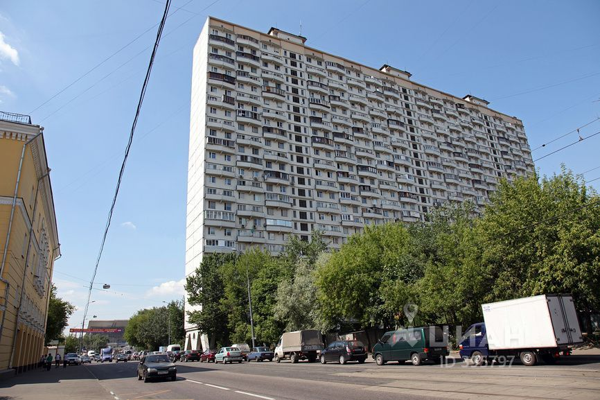 Продается 2-комнатная квартира, площадью 45.00 кв.м. Москва, Мира проспект, дом 184к2