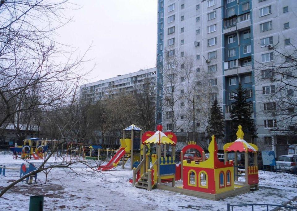 Продается 1-комнатная квартира, площадью 16.50 кв.м. Москва, улица Алма-Атинская, дом 4