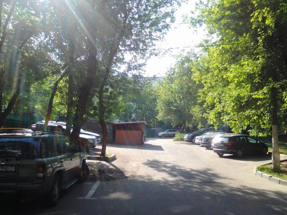 Продается 1-комнатная квартира, площадью 10.50 кв.м. Москва, улица Красного Маяка, дом 8к2