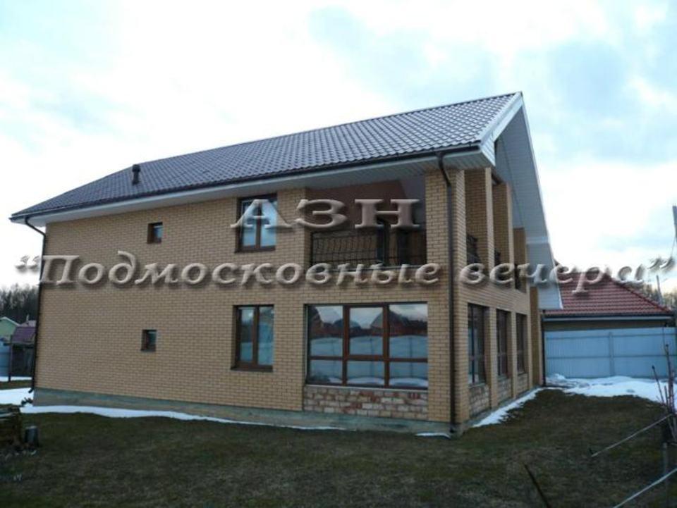 Продается дом, площадью 220.00 кв.м. Московская область, Солнечногорский район, деревня Брехово