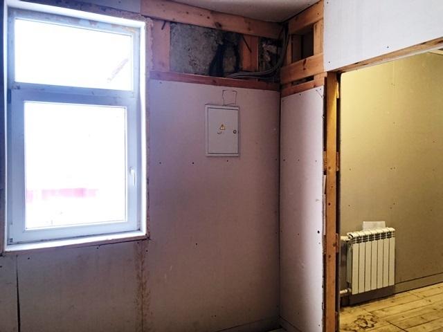 Продается 1-комнатная квартира, площадью 33.00 кв.м. Московская область, Орехово-Зуево городской округ, деревня Абрамовка, дом 4