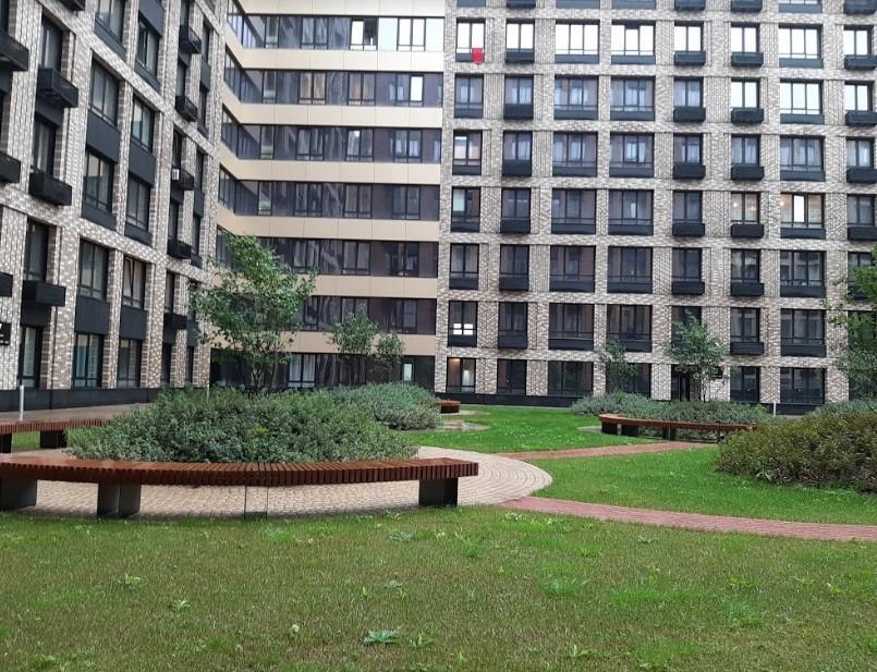 Продается 1-комнатная квартира, площадью 23.00 кв.м. Москва, Каширское шоссе