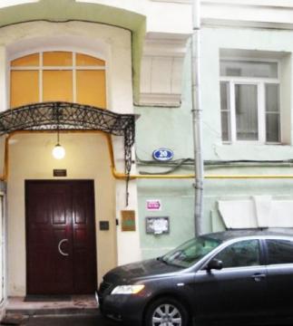 Продается 4-комнатная квартира, площадью 190.00 кв.м. Москва, улица Дмитровка Большая, дом 20