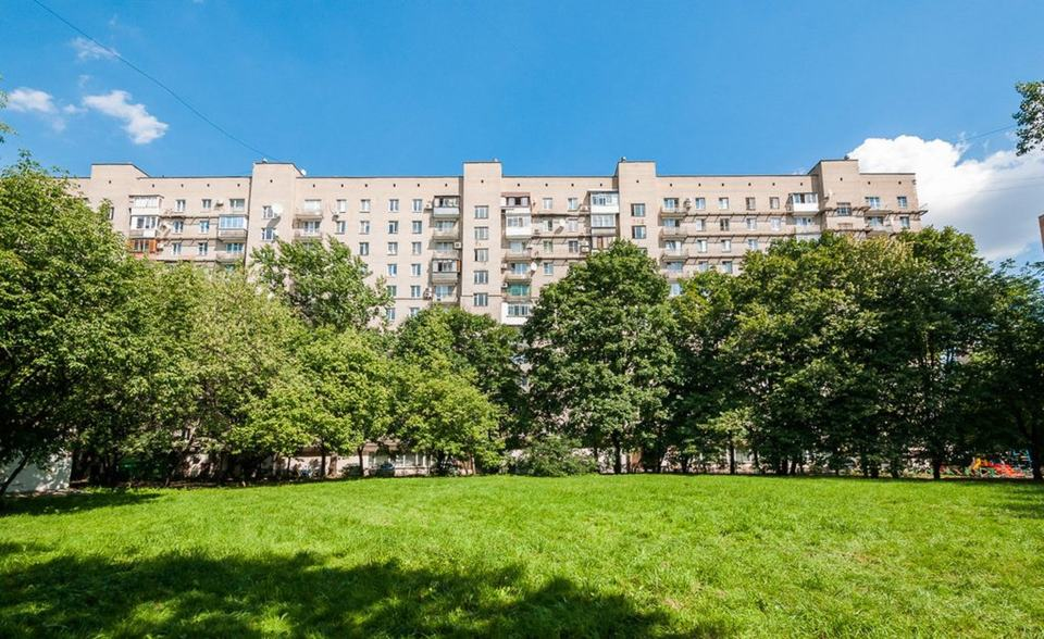 Продается 2-комнатная квартира, площадью 50.00 кв.м. Москва, Украинский бульвар, дом 6