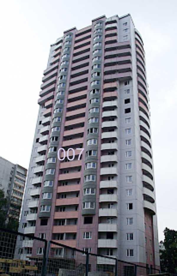 Продается 2-комнатная квартира, площадью 40.00 кв.м. Москва, улица Кастанаевская, дом 43к4