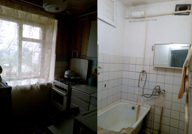 Продается 2-комнатная квартира, площадью 39.00 кв.м. Московская область, Рузский район, поселок Дорохово, улица Виксне