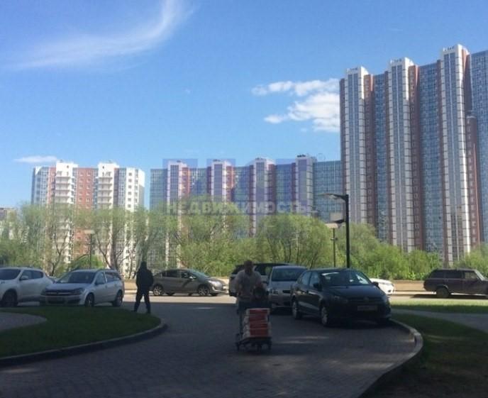 Продается 1-комнатная квартира, площадью 38.00 кв.м. Московская область, город Химки, улица Кудрявцева