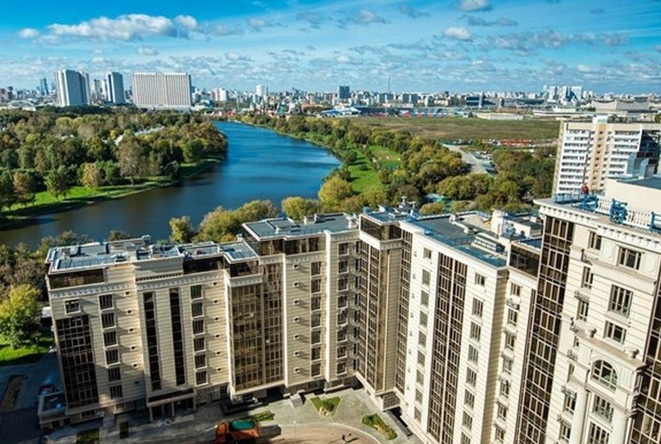 Продается 2-комнатная квартира, площадью 68.10 кв.м. Москва, Измайловский бульвар, дом 10к2
