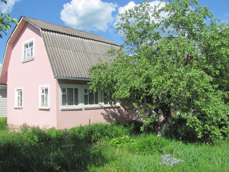 Продается дом, площадью 75.00 кв.м. Московская область, город Чехов, деревня Плужково