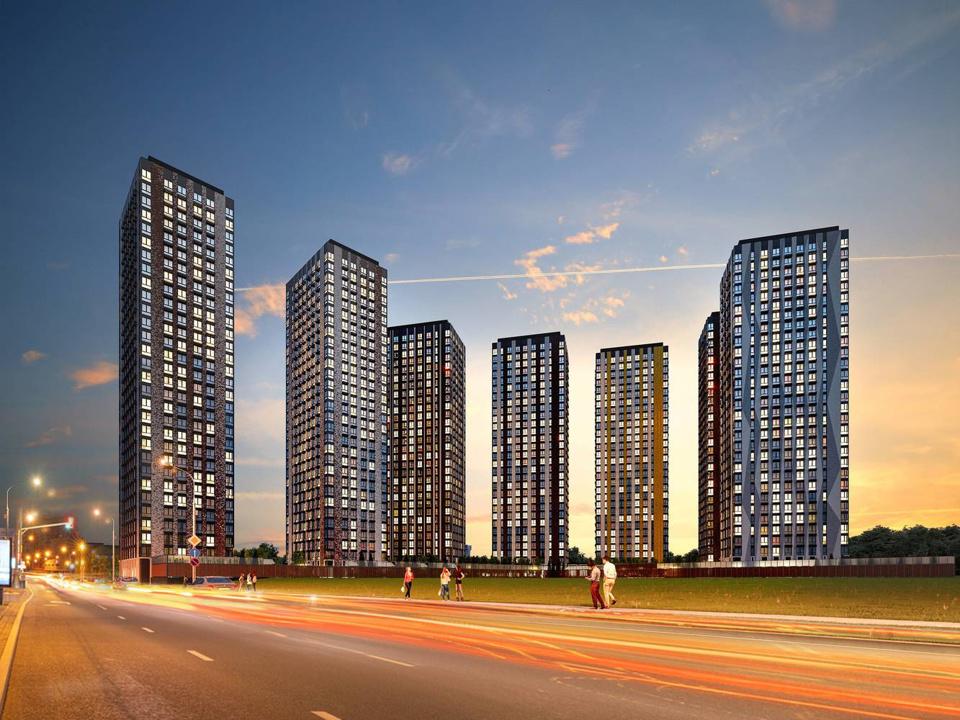 Продается 1-комнатная квартира, площадью 24.00 кв.м. Москва