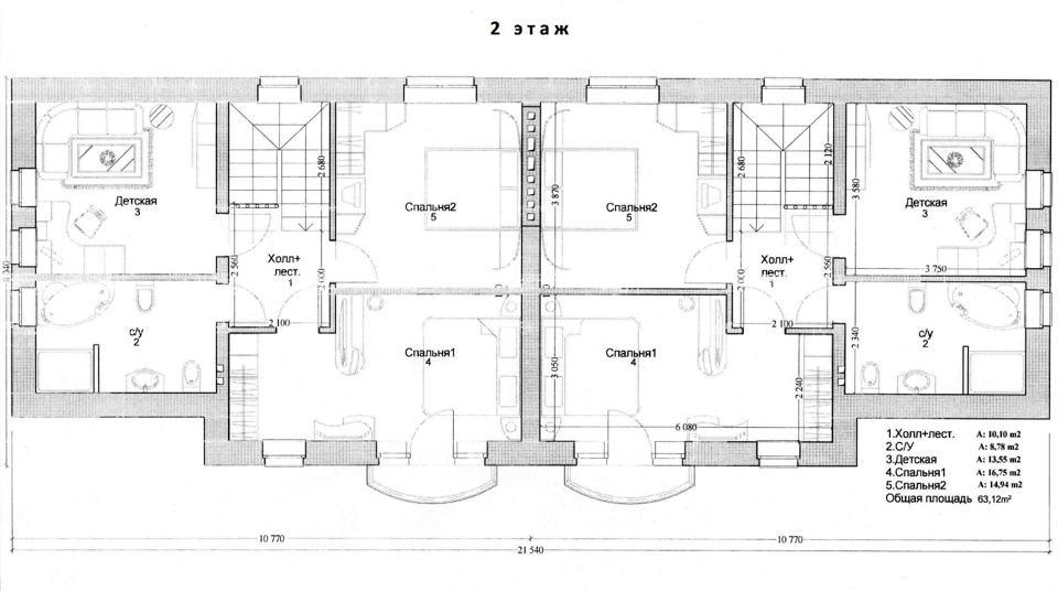 Продается дом, площадью 129.00 кв.м. Московская область, Щелковский район, деревня Оболдино