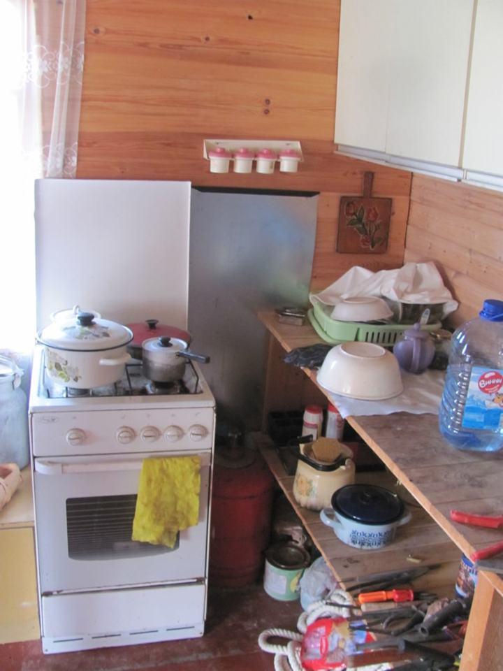Продается дом, площадью 50.00 кв.м. Московская область, Чеховский район, деревня Гришенки